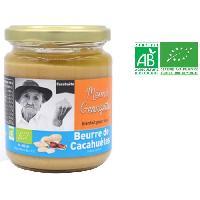 Tartinage Sucre MEME GEORGETTE Beurre de cacahuete bio - 250 g