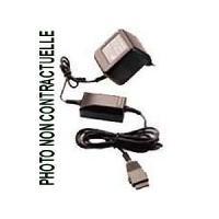 Telephonie - Gps CHARGEUR SECTEUR 220V BLAC 7230 MOTO V3 QTEK S100 9100 miniUSB GPS CLARION MEDIO