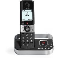 Telephonie Fixe ALCATEL - F890 voice solo repondeur noir