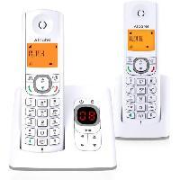 Telephonie Fixe Alcatel F530 duo répondeur