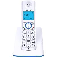 Telephonie Fixe Alcatel F530 solo bleu