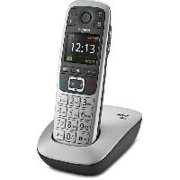 Telephonie Fixe GIGASET Téléphone Fixe E560 Silver