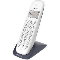 Telephonie Fixe LOGICOM Téléphone sans fil VEGA 150 SOLO Ardoise sans répondeur