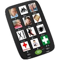 Telephonie Fixe Mémo Phone HESTEC - 12 numéros de téléphone
