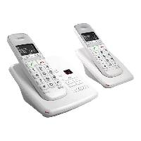 Telephonie Fixe TELEFUNKEN duo Téléphone senior