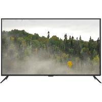 Televiseur CONTINENTAL EDISON CELED554K20B6 TV 4K UHD - 55 (140cm) - 4 X HDMI - 1 X USB - Classe énergétique A+
