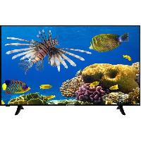 Televiseur CONTINENTAL EDISON CELED55SA20B3 TV LED 4K UHD - 55(139cm) - Smart TV -WiFi - Bluetooth - Android - HDMIx4 - USBx2
