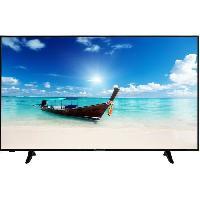 Televiseur CONTINENTAL EDISON SMART TV LED 4KUHD 58' (147 cm) - Smart TV - Résolution (3840x2160) - 3x HDMI - 2x USB - Wi-Fi