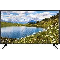 Televiseur CONTINENTAL EDISON TV LED 4K UHD - 43 -  3xHDMI - 2xUSB (2.0) - Port Optique