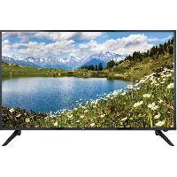 Televiseur CONTINENTAL EDISON TV LED 4K UHD - 49 - 3*HDMI (2.0) - 2*USB  -Port Optique PVR ready