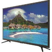 Televiseur CONTINENTAL EDISON TV LED HD 32' (80 cm) - Smart TV - Résolution 1366 x 768 - Wi-Fi. Netflix. You Tube - 2x HDMI. 1x USB