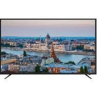 Televiseur Continental Edison Android Smart TV 55''4K UHD Wi-Fi Bluetooth Google Assistant Télécommande commande vocale
