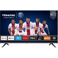 Televiseur HISENSE 32A5600F - TV LED HD 32 (80cm) - Smart TV - Dolby Audio - 2xHDMI. 2xUSB - Noir mat