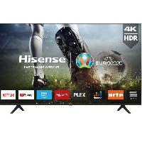 Televiseur HISENSE 43AE7000F TV LED 43'' (108cm) UHD 4K - HDR - Smart TV - Ecran sans bord - 3 X HDMI 2.0 - Classe énergétique A