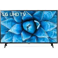 Televiseur LG 43UN73006 - TV LED UHD 4K - 43 (108cm) - Smart TV - 3 x HDMI - 2 X USB