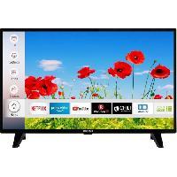 Televiseur OCEANIC OCEA32SFHD212B3 - TV LED Full HD 32'' - Smart TV - Bluetooth. Netflix Youtube