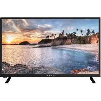 Televiseur OCEANIC TV 32' (81 cm) HD (1366X720) - 2xHDMI - 2xUSB - Tuner intégré T PVR Ready
