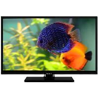 Televiseur OCEANIC TV LED HD 24'' -60 cm- - Smart TV - 1366 x720 - 2x HDMI. 1xUSB. Wi-Fi. Netflix. Youtube