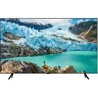 Televiseur SAMSUNG 75RU7005 TV LED 4K UHD - 75 (189cm) - Dolby Digital Plus - HDR10+ - Smart TV - 2xHDMI - 1xUSB - Classe énergétique A+