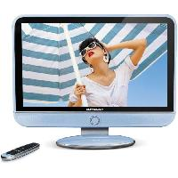 Televiseur SCHNEIDER FEELING'S LED32BE TV LED HD - 32 -80cm- - Dolby Digital - E-LED - 3xHDMI - 1xUSB - Bleu