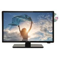 Televiseur SEEVIEW Television LED HD + DVD DVB-T2 S2 - 24.5 Narbonne Accessoires