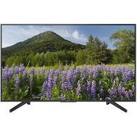 Televiseur SONY KD65XF7096BAEP TV LED 4K UHD -65(164cm) - 4K HDR - Clear Audio + - Smart TV - 3xHDMI - 3xUSB - Classe énergétique A+