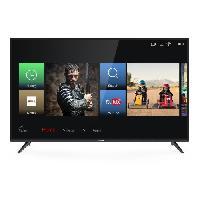 Televiseur THOMSON 43UV6006 TV LED UHD 4K HDR - 109 cm (43) - SMART TV - 2 x HDMI - 1 x USB - Classe énergétique A