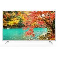 Televiseur THOMSON 55UZ6000W TV LED 4K UHD - 55 (139cm) - HDR - Dolby Audio - Android TV - 3 x HDMI - 2 x USB - Classe énergétique A +
