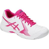 Tennis ASICS Chaussures de tennis Gel-Game 6 - Femme - Blanc - 41.5