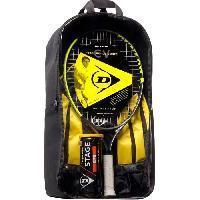 Tennis DUNLOP - Kit de tennis Junior CV Team 23 - Raquette/Sac a dos/ Balles