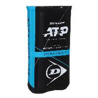 Tennis DUNLOP Balles de tennis BIPACK ATP