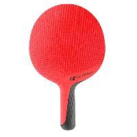 Tennis De Table - Ping Pong CORNILLEAU Raquette de Tennis de Table SOFTBAT Outdoor - Rouge Generique