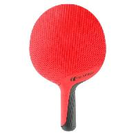 Tennis De Table - Ping Pong SOFTBAT Raquette de Tennis de Table Outdoor Rouge