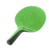 Tennis De Table - Ping Pong SOFTBAT Raquette de Tennis de Table Outdoor Verte