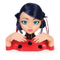 Tete A Coiffer IMC TOYS Tete a coiffer de luxe Miraculous Ladybug