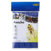 Textile Technique 5x Poncho protection anti-pluie