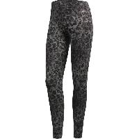 Textile Technique ADIDAS Pantalon Ess Aop Tight - Femme - Gris anthracite - L