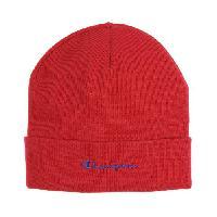 Textile Technique CHAMPION Bonnet - Rouge bordeaux