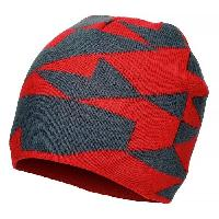 Textile Technique HIGHLANDER Bonnet Rouge Anthracite
