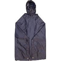 Textile Technique HIGHLANDER Poncho Adventure Capuche Marine