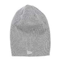 Textile Technique NEW ERA Bonnet Long Knit - Mixte - Gris