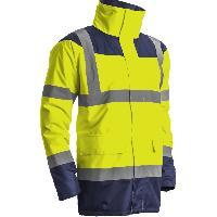 Textile Technique Parka Securite Haute Visibilite 3XL Coverguard