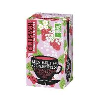 The CLIPPER Infusion Mes Belles Gambettes Bio 40g