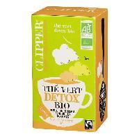 The CLIPPER The Vert Detox Bio 40g