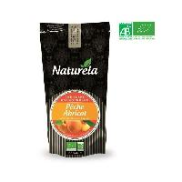 The NATURELA The blanc peche abricot - BIO - 50 g