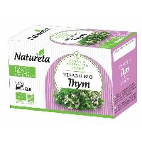 The Naturela Infusion Thym Infusettes 20 x 1.5g Bio