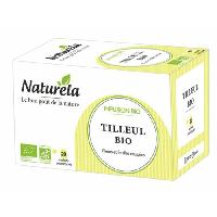 The Naturela Infusion Tilleul Infusettes 20 x 1.4g Bio