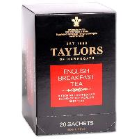 The The Taylors of H. English Breakfast 20 sachets