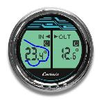 Thermometre interieur et exterieur