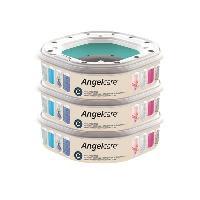 Toilette Bebe ANGELCARE Recharge Octogonale pour Dress Up x3 Angel Care